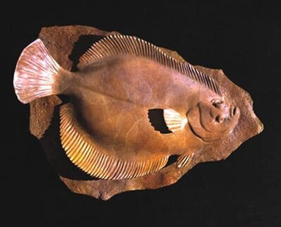 Tony Angell, 'Flounder', 2002