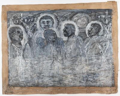 David Koloane, 'Baptismal', 2017