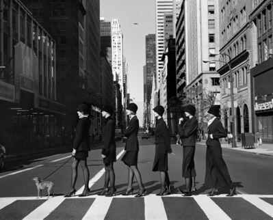 Rodney Smith, 'Hemline, New York, NY', 1994