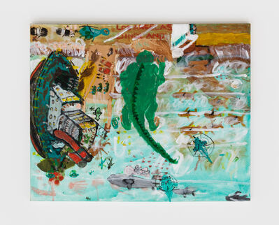 Raynes Birkbeck, 'Shipment for Dinoland', 2020