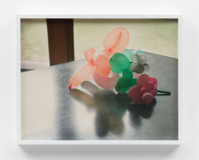 Tanyth Berkeley, 'Practice Balloons/Table', 2003-2020