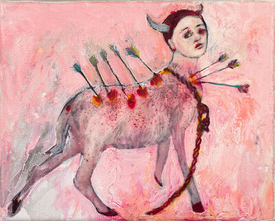 Penny Siopis, 'Slings and Arrows', 2007