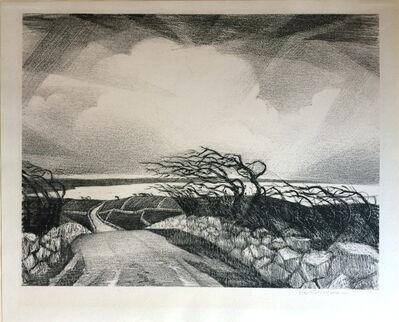 Christopher Richard Wynne Nevinson, 'Cornish Landscape', 1917