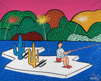 Francky Boy, 'Le Pêcheur', 1991