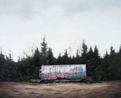 Moisés Jácome, 'La caja', 2018