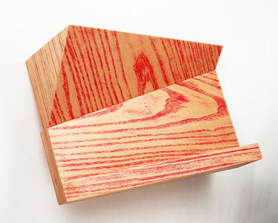 Richard Bottwin, 'Wood Fold #6', 2010