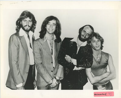 Globe Photo Archives, 'Band Portrait of the Bee Gees 1970's', ca. 1970's