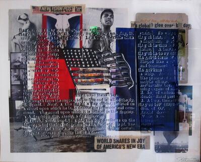 Peter Tunney, 'U.S. Flag'