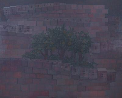 Dragan Bibin, 'The Walled Garden', 2020