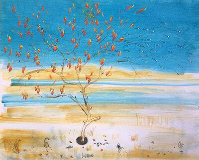 Xavier Puigmarti, 'A Burning Tree', 2020