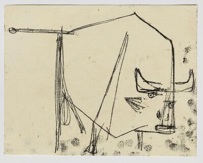 Anthony Caro, 'Bull', 1953-1954