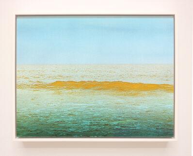 Bryan Graf, 'Wave I (for G.C.) ', 2018