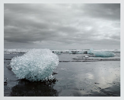 Andrea Hamilton, 'Luminous Icescape Iceland No. 7', 2013