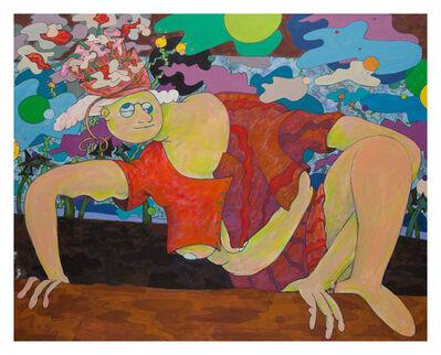 Gladys Nilsson, 'Even Bigger Birthday Gladys', 2020