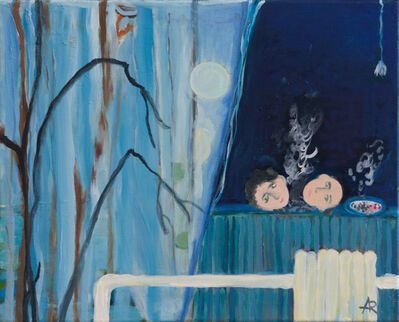 Alexandra Rozenman, 'Midnight', 2015