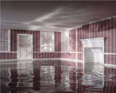 James Casebere, 'Red Room #1 ', 2003