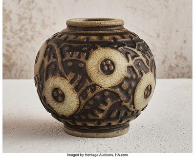 Georges Condé, 'Vase', circa 1925