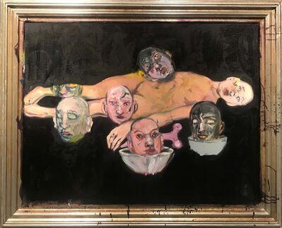 Carlos Quintana, 'La Cava y sus Munecos', 2019