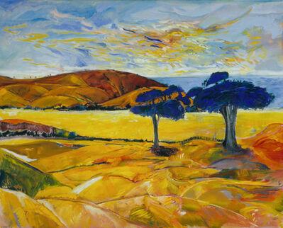 Yehouda Chaki, 'Blue Line 0803', 2008