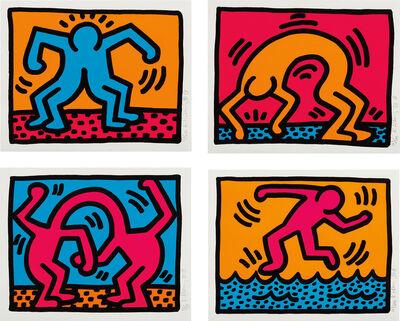 Keith Haring, 'Pop Shop II', 1988