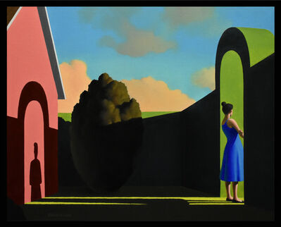 Rob Browning, 'Opals Arch', 2020