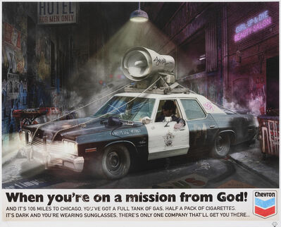JJ Adams, 'When You're On A Mission From God!'