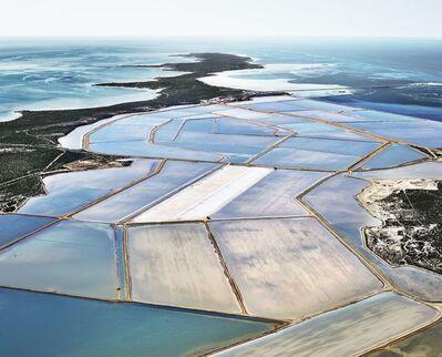 David Burdeny, 'Blue Ponds 04, Shark Bay, Western Australia', 2015
