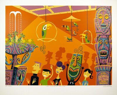 Josh Agle (Shag), 'One Enchanted Evening', 2003