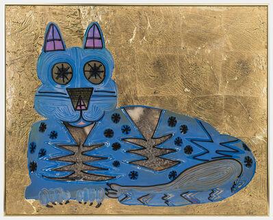 Brian Belott, 'Gold Cat', 2007