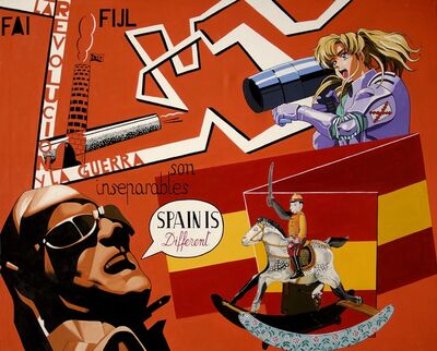 """Oscar Seco, '""""Caballero Español""""', 2006"""