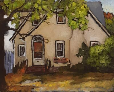 Kari Duke, 'Little Yellow House', 2019