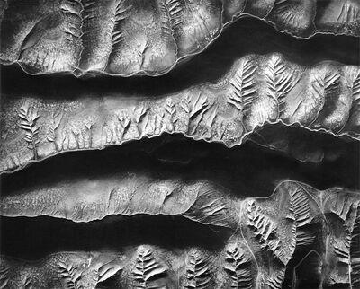 William Garnett, 'Erosion, West Slope, Tehachapi Foothills, California', 1951