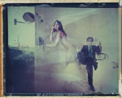 Xulong Zhang, 'Untitled - Contemporary, Figurative, Women, Polaroid, Photograph, Nude', 2013