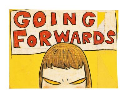 Yoshitomo Nara, 'Going Forwards', 2000's