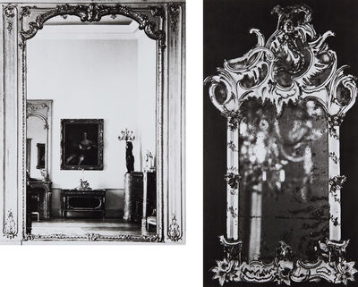 Barbara Bloom, 'The Reign of Narcissism, Mirror I; and The Reign of Narcissism, Mirror VI', 1989