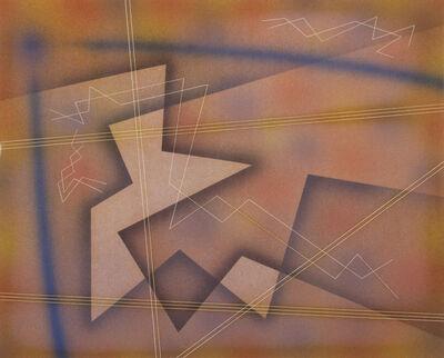 Raymond Jonson, 'Watercolor No. 1', 1947
