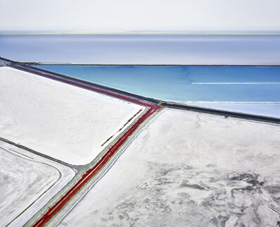 David Burdeny, 'Saltern Study 16, Great Salt Lake, UT, USA', 2015