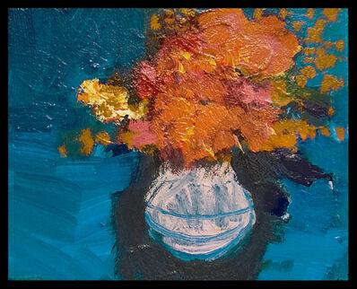 Jennifer Hornyak, 'Tangerine Blue', 2014