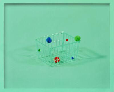 Mauricio Alejo, 'Little Green Basket', 2017