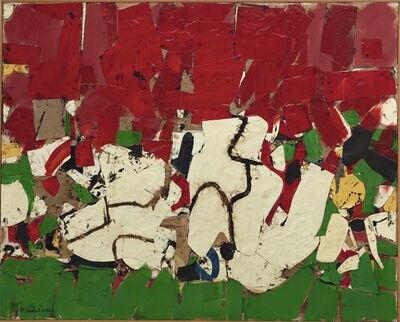 Conrad Marca-Relli, 'Passion J-L-I-18-59-89', 1959-1989