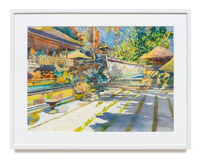 Ong Kim Seng, 'Sunny day at the resort , Bali', 2019