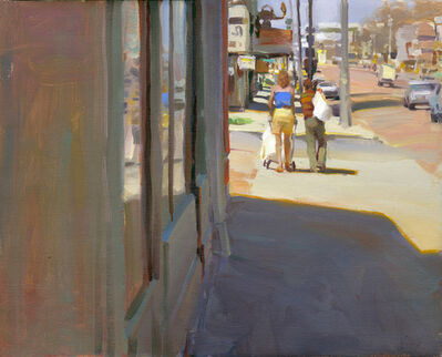 Kim English, 'A Street in Denver', 2019