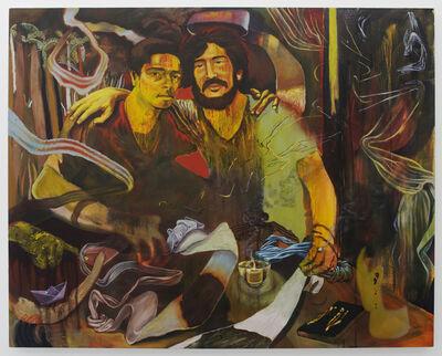 Erick A. Hernandez, 'Mi patria es un papel (Hermanos)', 2019