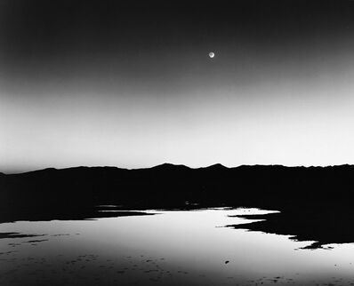 Chip Hooper, 'Dusk, Bonneville Salt Flats', 1999