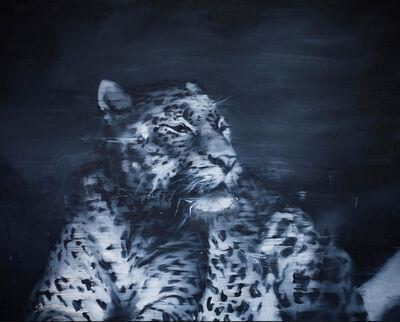 Etienne Cail, 'Leopard VI', 2017