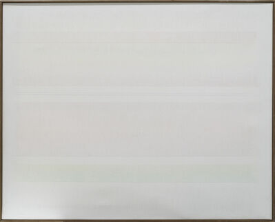 Riccardo Guarneri, 'Tre strisce - colore', 1971