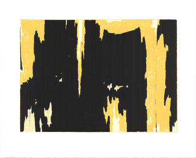 Clyfford Still, 'D. No. 1', 1991
