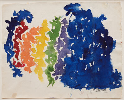 Alma Thomas, 'Untitled', 1972
