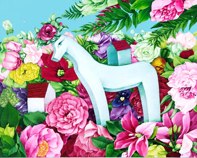 Eunhee Lim, 'Bad Flower Garden', 2016