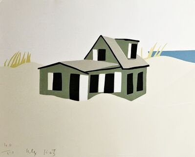 Alex Katz, 'Beach House', 2012